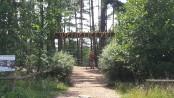 Abenteuerwald Eingang