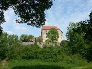 Burganlage Spielberg