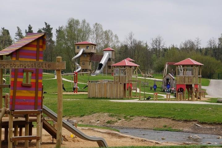 Erlebnisspielplatz Wald