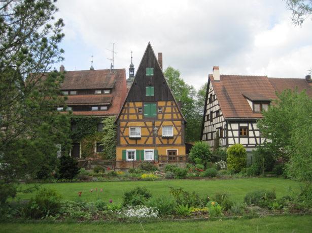 Fachwerkhaus SPalt