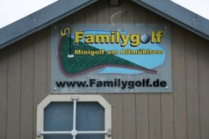 Family Golf Altmuehlsee