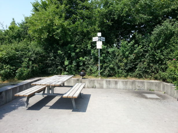 Grillplatz Enderndorf