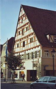 Gunzenhausen Marktplatz