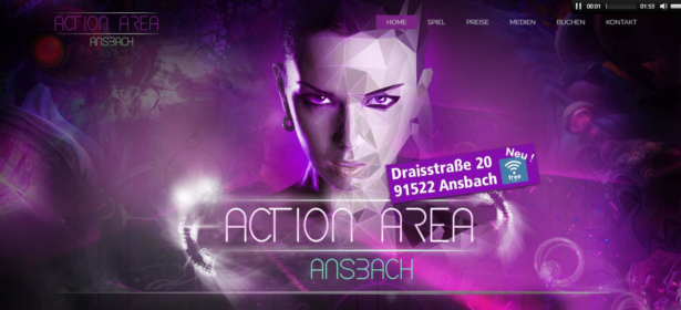Lasertag Ansbach