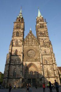 Nürnberg Lorenzkirche