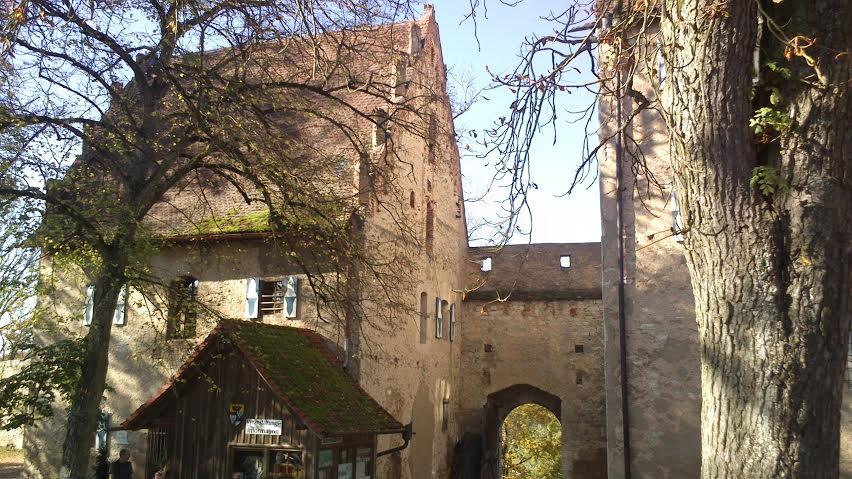 Pappenheim Burghof