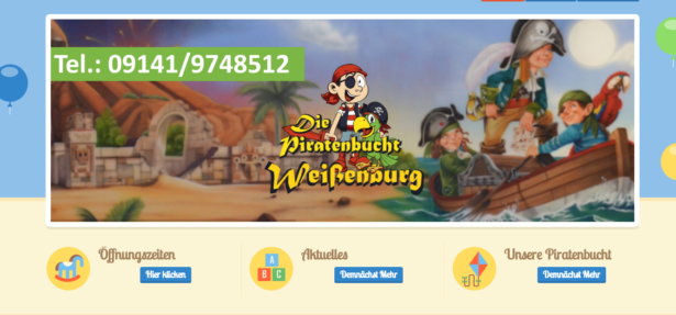 Piratenbucht Weissenburg