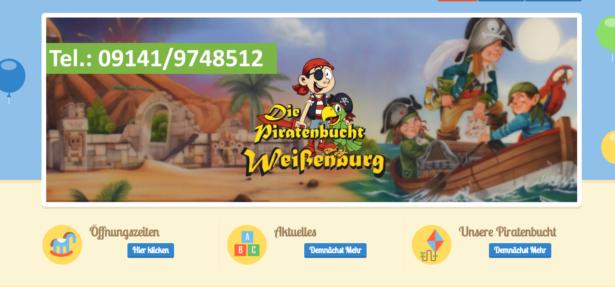 Piratenbucht Weissenburg