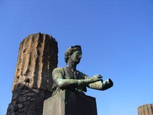 Roemer Statue