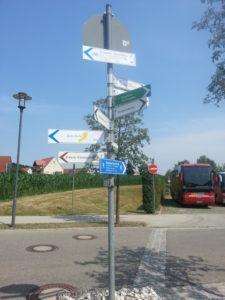 Schilder Enderndorf