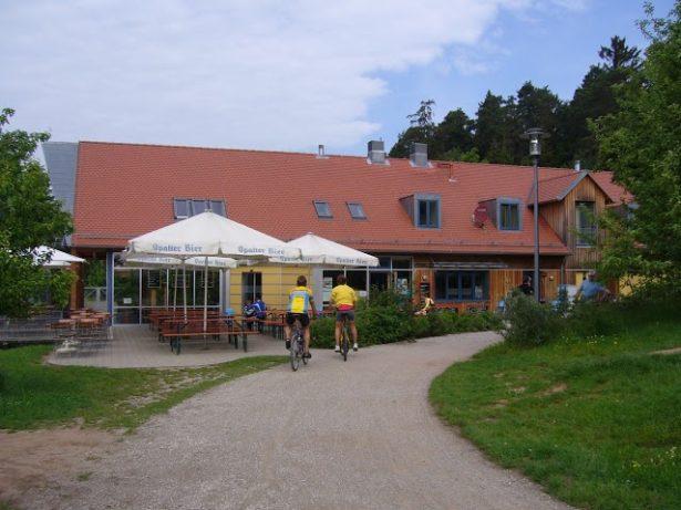 Seeklause Absberg Seespitz