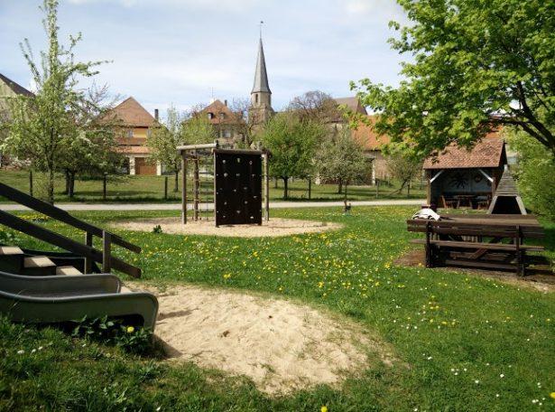 Spielplatz kalbensteinberg