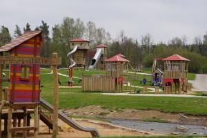 Römer-Spielplatz Wald