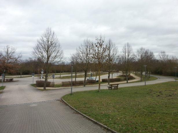 parkplatz Schlungenhof